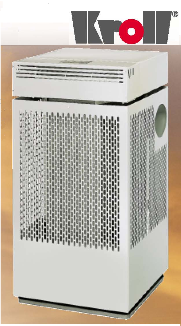 Kroll's Kozy Waste Oil Heater