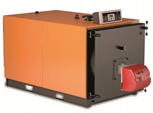 200kW Caldera waste oil boiler